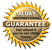 Websites For Authors 90 day guarantee